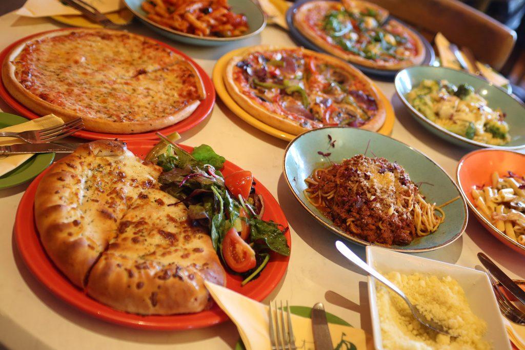 Portofino Restaurant Hartlepool Italian Pizza